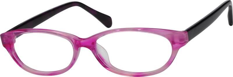 WomenFull RimAcetate/PlasticEyeglasses #603115