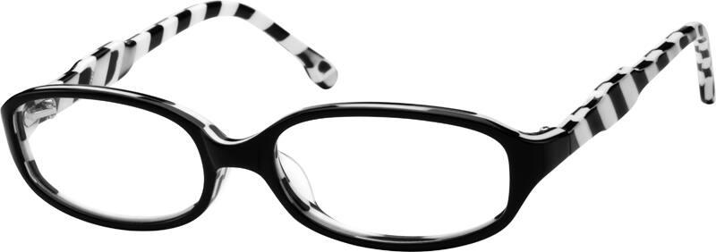 WomenFull RimAcetate/PlasticEyeglasses #603921