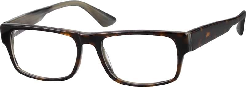UnisexFull RimAcetate/PlasticEyeglasses #604625