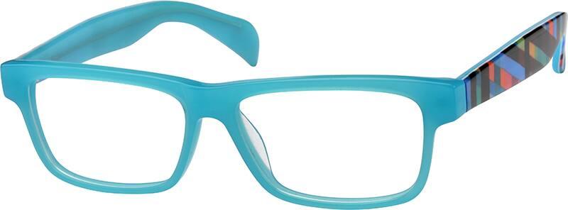 UnisexFull RimAcetate/PlasticEyeglasses #604721