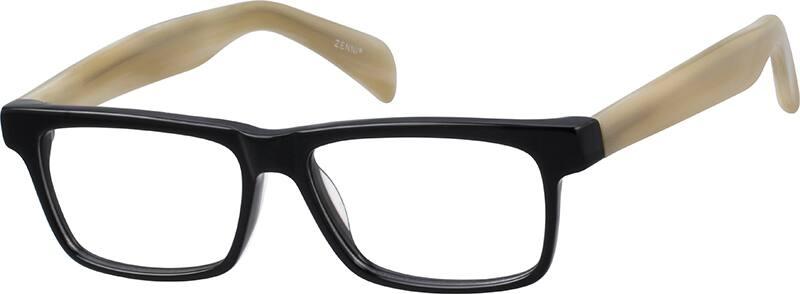 UnisexFull RimAcetate/PlasticEyeglasses #604716