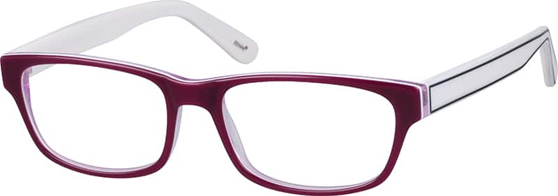 Women Full Rim Acetate/Plastic Eyeglasses #604917