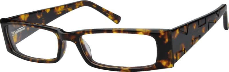 UnisexFull RimAcetate/PlasticEyeglasses #605121