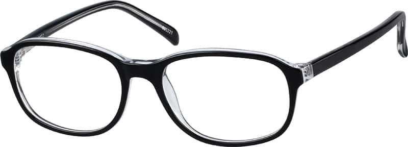 Men Full Rim Acetate/Plastic Eyeglasses #605225