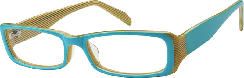 605716-acetate-full-rim-frame-with-design-on-temples