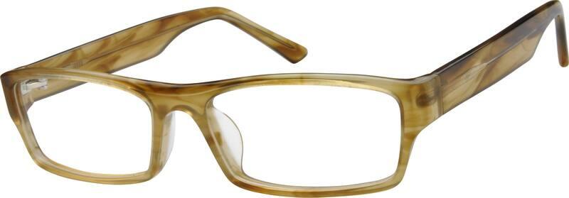 UnisexFull RimAcetate/PlasticEyeglasses #606116