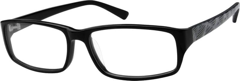 Men Full Rim Acetate/Plastic Eyeglasses #606212