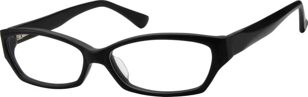 WomenFull RimAcetate/PlasticEyeglasses #607225