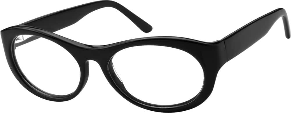 Women Full Rim Acetate/Plastic Eyeglasses #607524