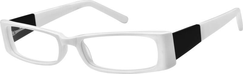 UnisexFull RimAcetate/PlasticEyeglasses #608017