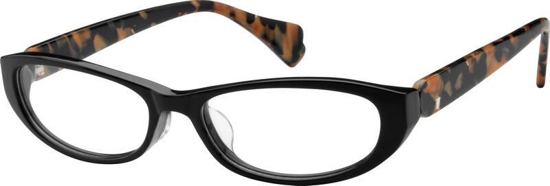 WomenFull RimAcetate/PlasticEyeglasses #609221