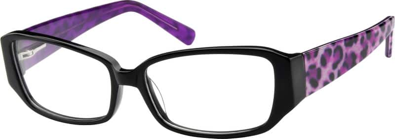 Women Full Rim Acetate/Plastic Eyeglasses #609530