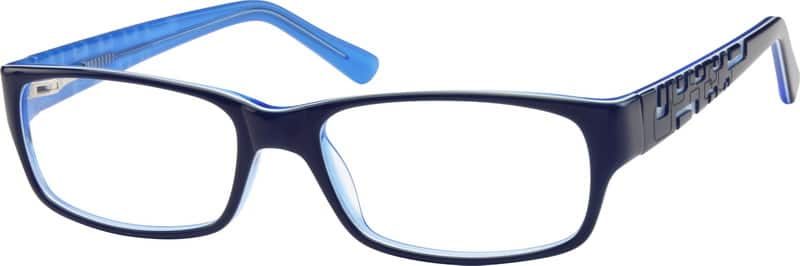 MenFull RimAcetate/PlasticEyeglasses #612032