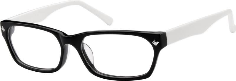 UnisexFull RimAcetate/PlasticEyeglasses #614021