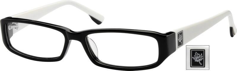 WomenFull RimAcetate/PlasticEyeglasses #614718