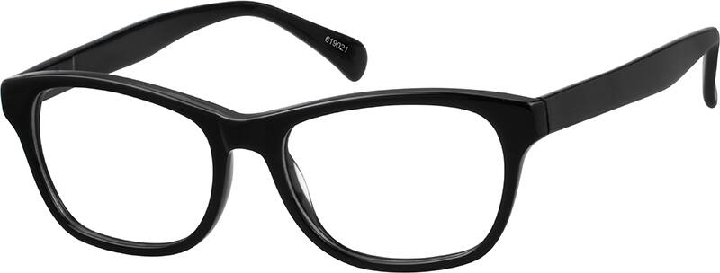 Women Full Rim Acetate/Plastic Eyeglasses #619021