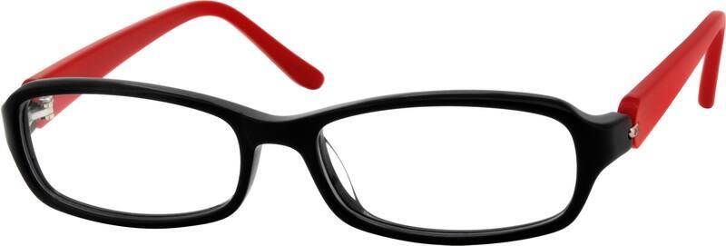WomenFull RimAcetate/PlasticEyeglasses #619230