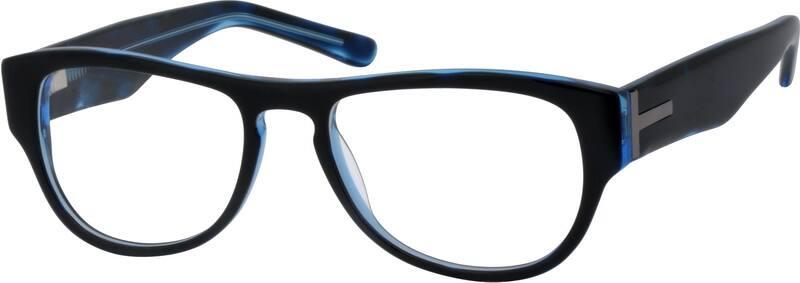 MenFull RimAcetate/PlasticEyeglasses #620426