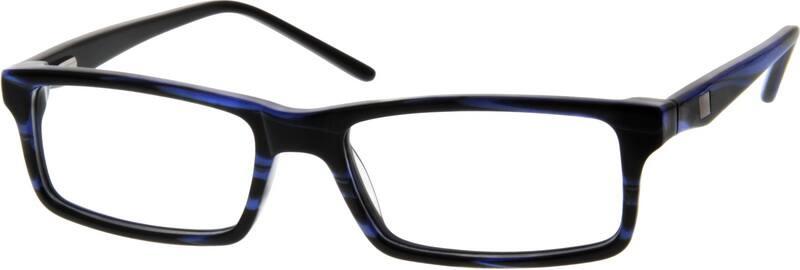 MenFull RimAcetate/PlasticEyeglasses #620525