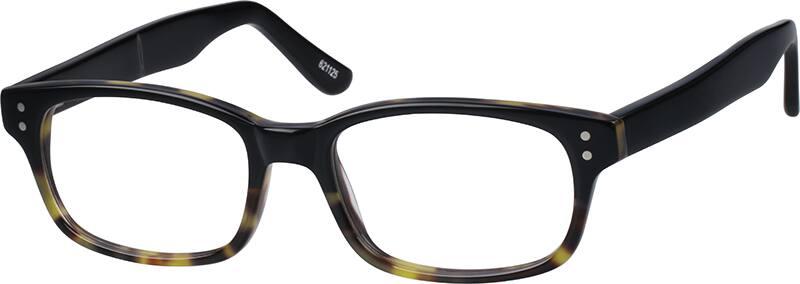 UnisexFull RimAcetate/PlasticEyeglasses #621125