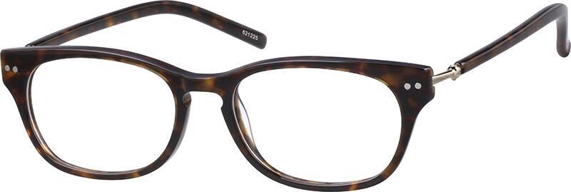 UnisexFull RimAcetate/PlasticEyeglasses #621225