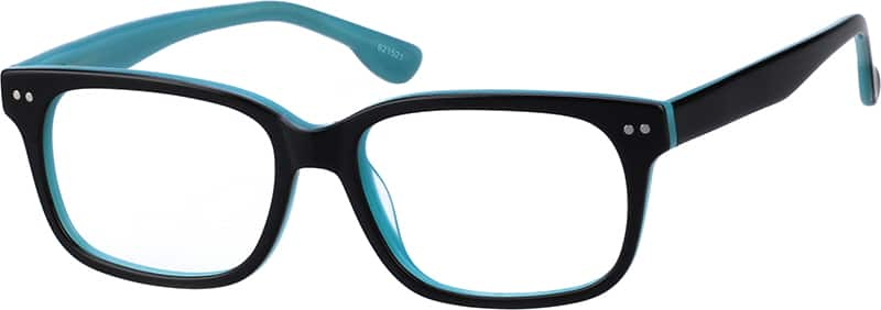 UnisexFull RimAcetate/PlasticEyeglasses #621521