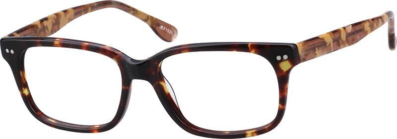 UnisexFull RimAcetate/PlasticEyeglasses #621525