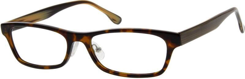 MenFull RimAcetate/PlasticEyeglasses #621725