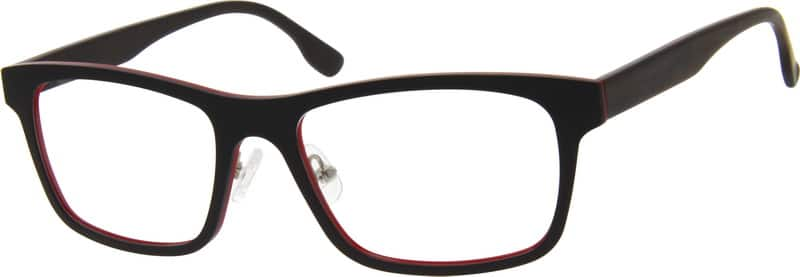 Men Full Rim Acetate/Plastic Eyeglasses #621821