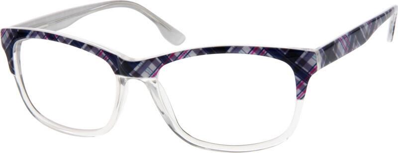 WomenFull RimAcetate/PlasticEyeglasses #622026