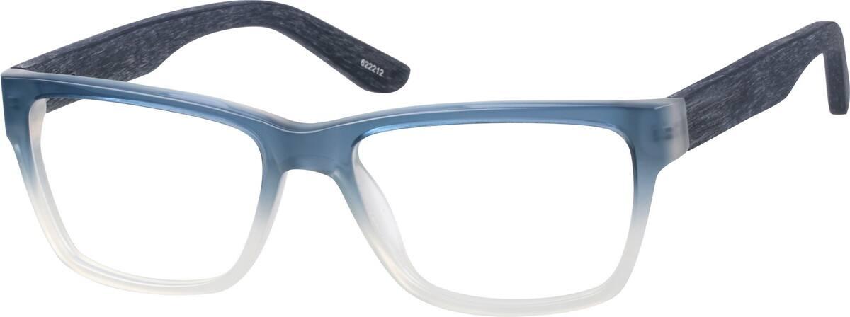 UnisexFull RimAcetate/PlasticEyeglasses #622215