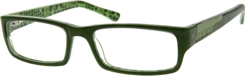 MenFull RimAcetate/PlasticEyeglasses #622321