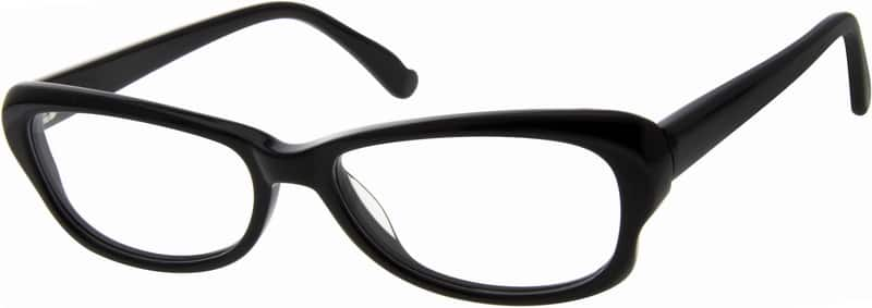 Women Full Rim Acetate/Plastic Eyeglasses #622621