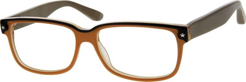 UnisexFull RimAcetate/PlasticEyeglasses #622821