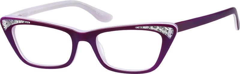 WomenFull RimAcetate/PlasticEyeglasses #623015