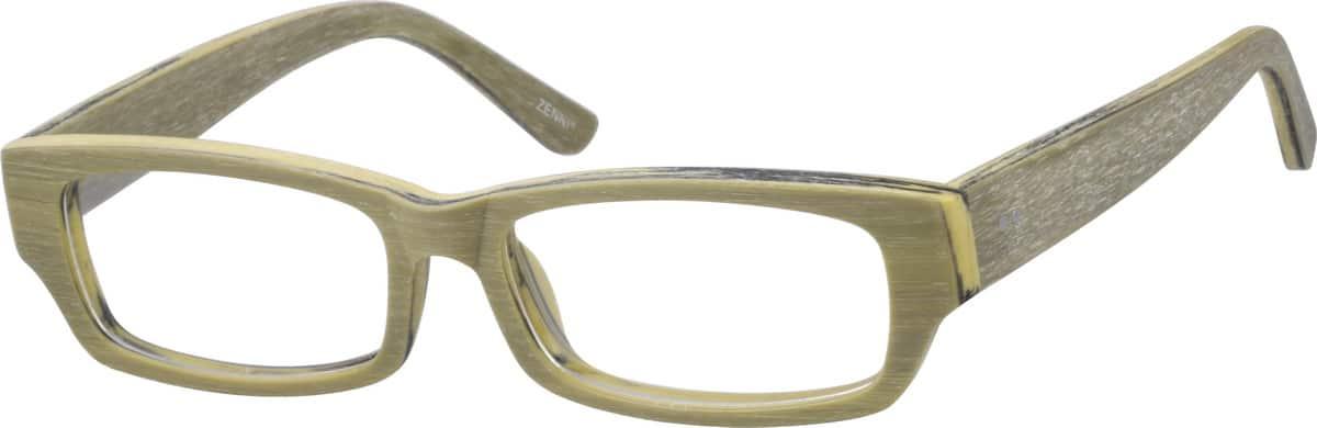 UnisexFull RimAcetate/PlasticEyeglasses #623712