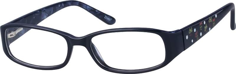 UnisexFull RimAcetate/PlasticEyeglasses #624816