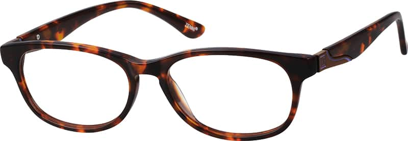 Women Full Rim Acetate/Plastic Eyeglasses #626424