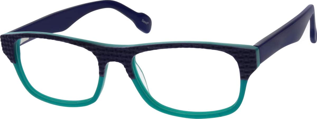 Men Full Rim Acetate/Plastic Eyeglasses #626816