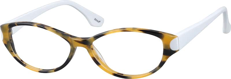 Women Full Rim Acetate/Plastic Eyeglasses #626925