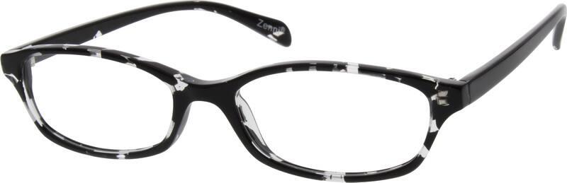 WomenFull RimAcetate/PlasticEyeglasses #627325