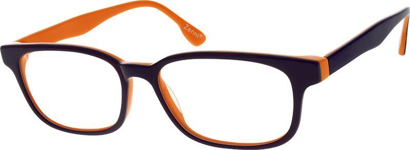 UnisexFull RimAcetate/PlasticEyeglasses #627617