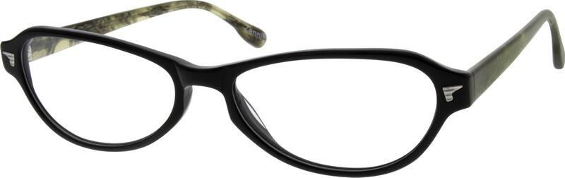 WomenFull RimAcetate/PlasticEyeglasses #627725
