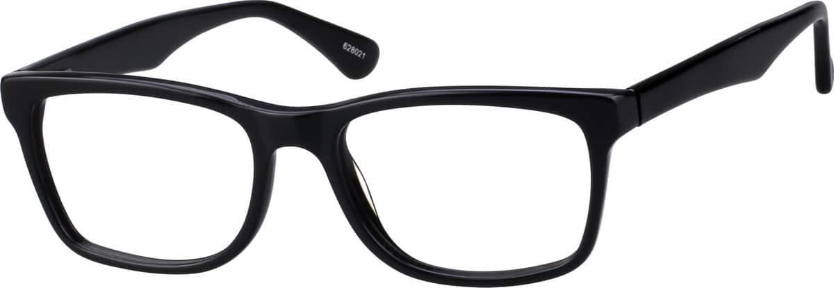 UnisexFull RimAcetate/PlasticEyeglasses #628035