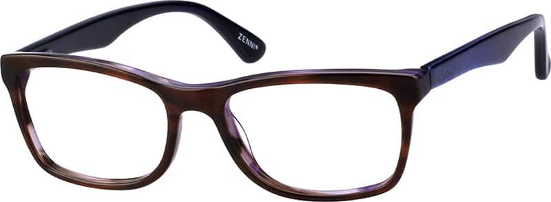 UnisexFull RimAcetate/PlasticEyeglasses #628021