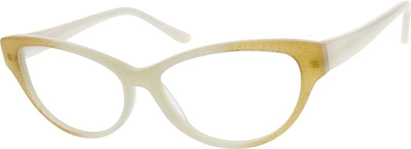 WomenFull RimAcetate/PlasticEyeglasses #628223
