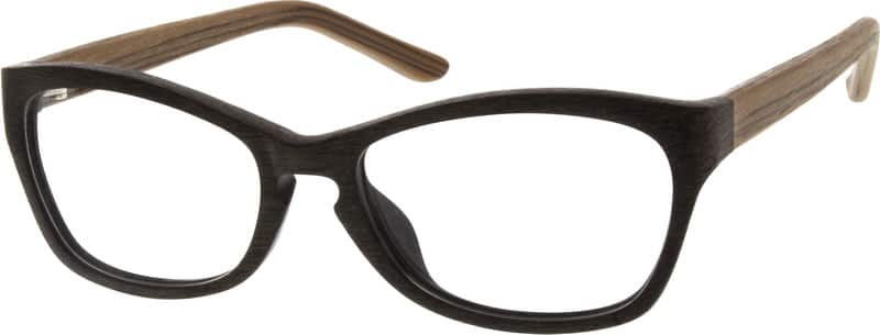 Women Full Rim Acetate/Plastic Eyeglasses #628715