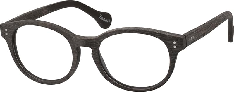 UnisexFull RimAcetate/PlasticEyeglasses #629021