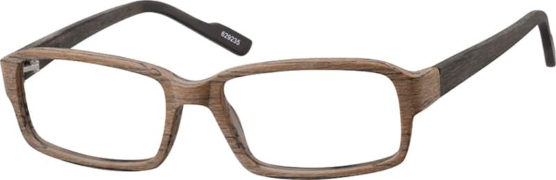MenFull RimAcetate/PlasticEyeglasses #629221