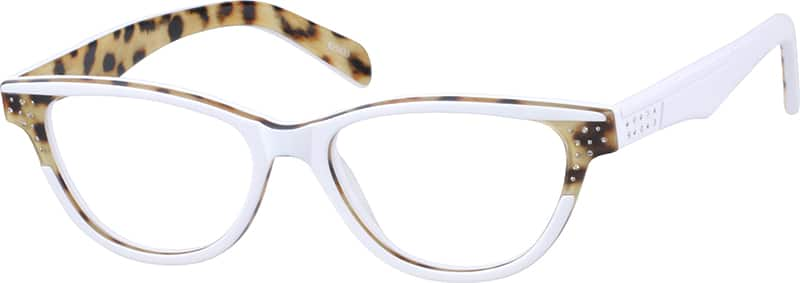 WomenFull RimAcetate/PlasticEyeglasses #629618